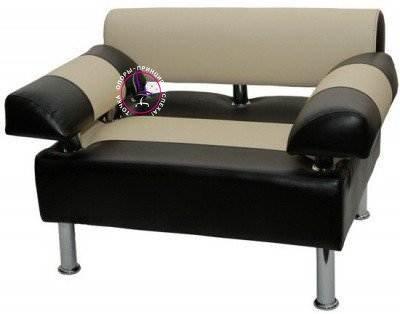Одноместный диван офисный