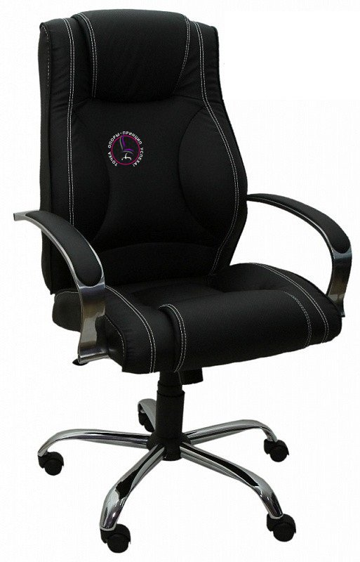 Кресло для руководителя Фортуна 5-51 Хром